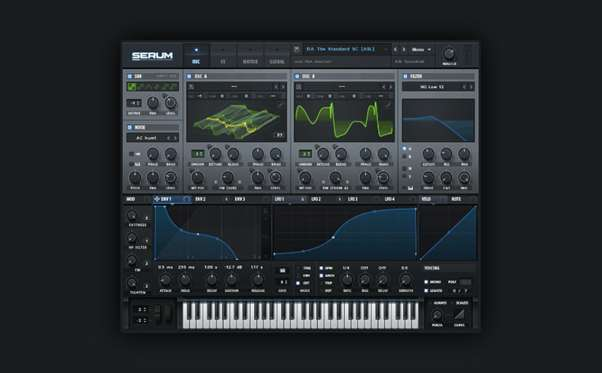 New wavetables and sounds for Xfer Records Serum plugin
