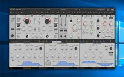 NI Massive X synthesizer VSTI plugin