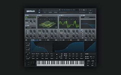 Xfer Records Serum plugin VSTi synthesizer