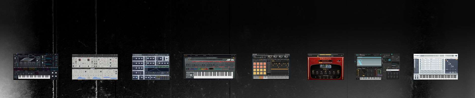 Plugin and synth presets