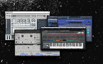 Synthesizers plugins and cpu usage