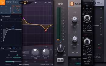 Best EQ plugins - equalizer from SSL, Fabfilter and Waves