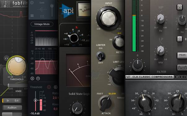 Audio compressors, vst plugins and designs - what is best and for what