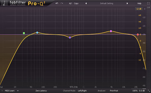 Fabfilter Pro Q2. a no brainer
