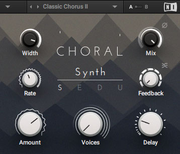 Native Instruments Mod Pack - Choral Chorus